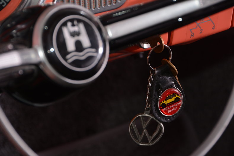 1967 Volkswagen Beetle Image 10