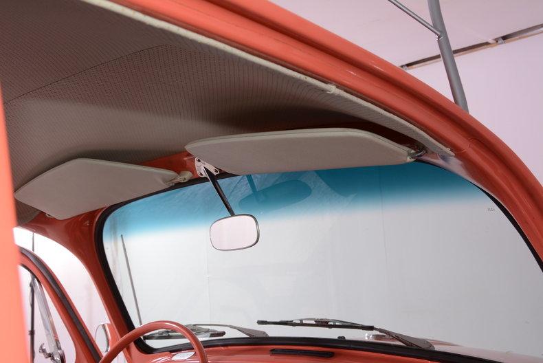 1967 Volkswagen Beetle Image 12