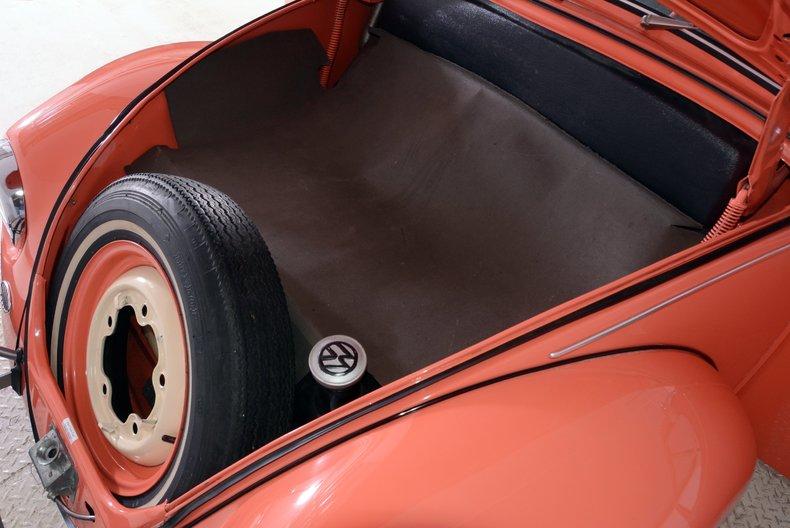 1967 Volkswagen Beetle Image 16