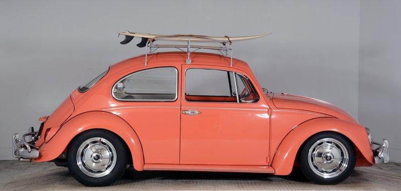 1967 Volkswagen Beetle Image 17