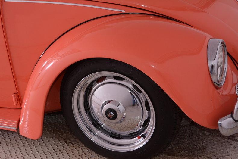 1967 Volkswagen Beetle Image 19