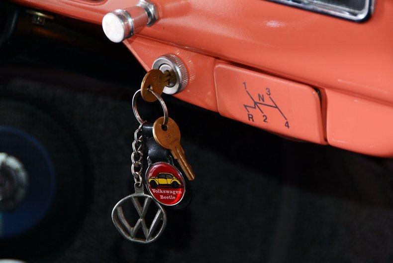 1967 Volkswagen Beetle Image 20