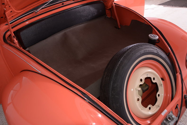 1967 Volkswagen Beetle Image 21