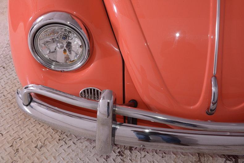 1967 Volkswagen Beetle Image 22