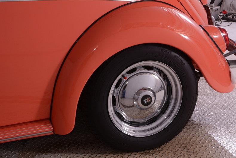 1967 Volkswagen Beetle Image 24