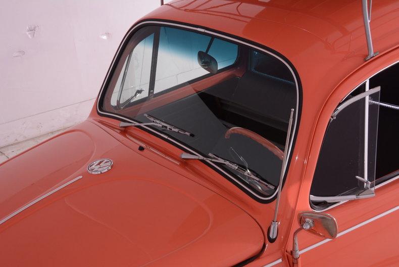 1967 Volkswagen Beetle Image 26