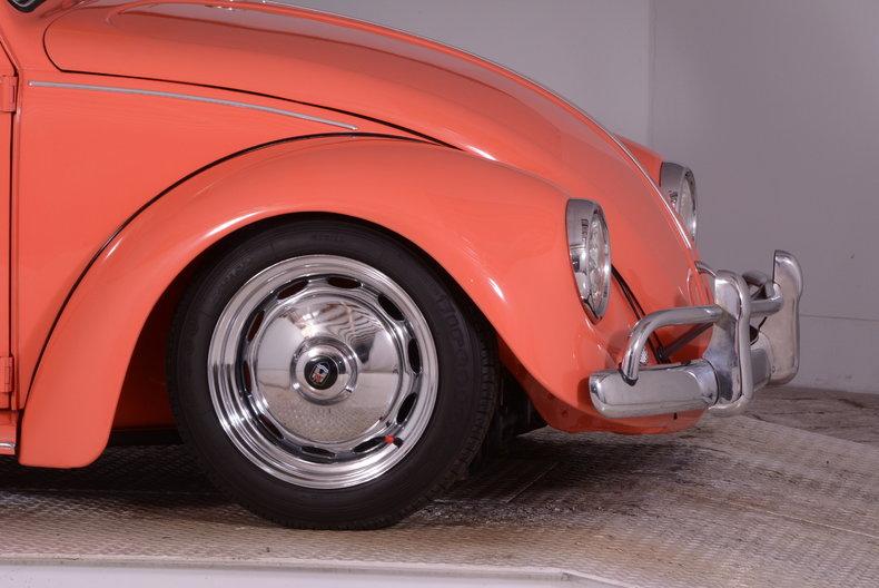 1967 Volkswagen Beetle Image 32