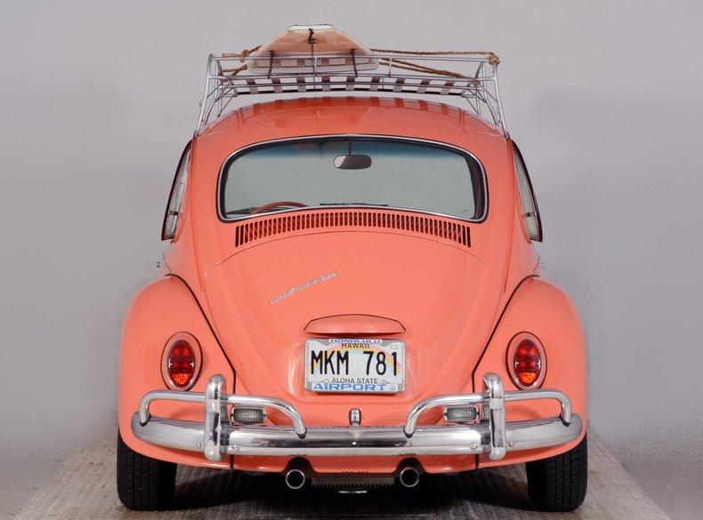 1967 Volkswagen Beetle Image 34