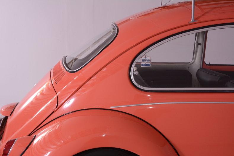 1967 Volkswagen Beetle Image 35