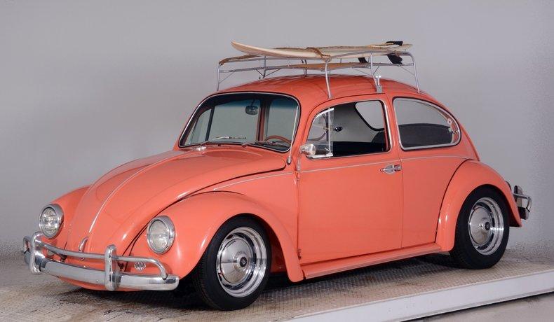 1967 Volkswagen Beetle Image 37