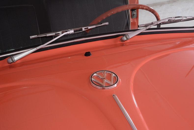 1967 Volkswagen Beetle Image 38