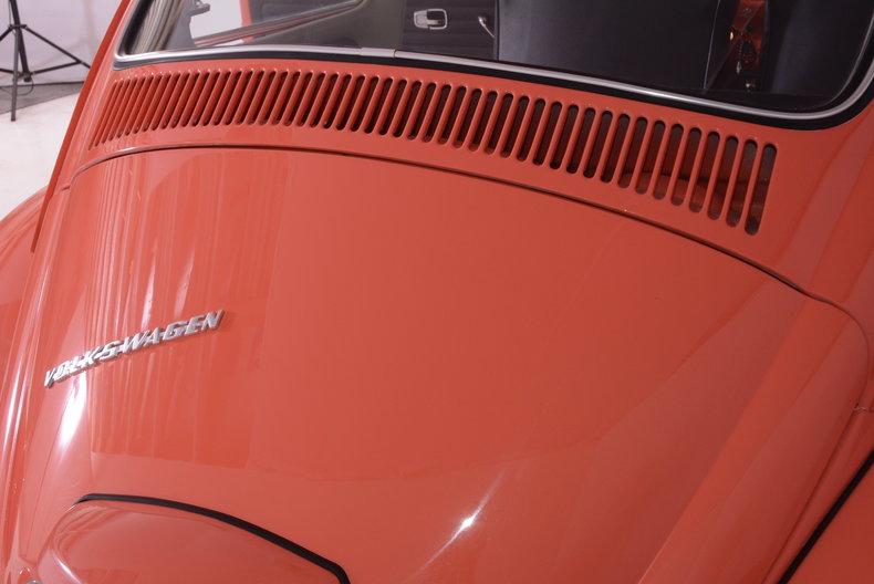 1967 Volkswagen Beetle Image 40