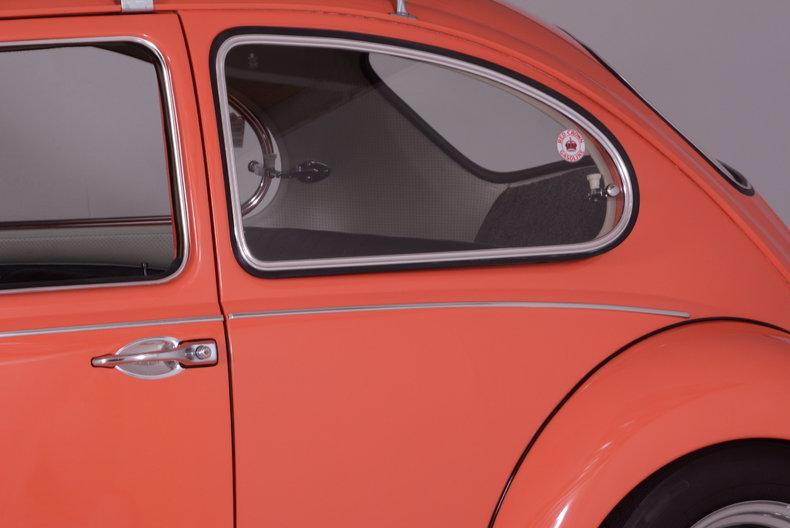 1967 Volkswagen Beetle Image 43