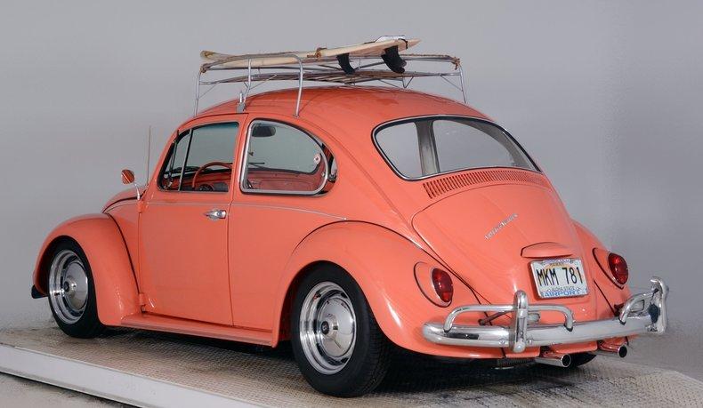 1967 Volkswagen Beetle Image 45