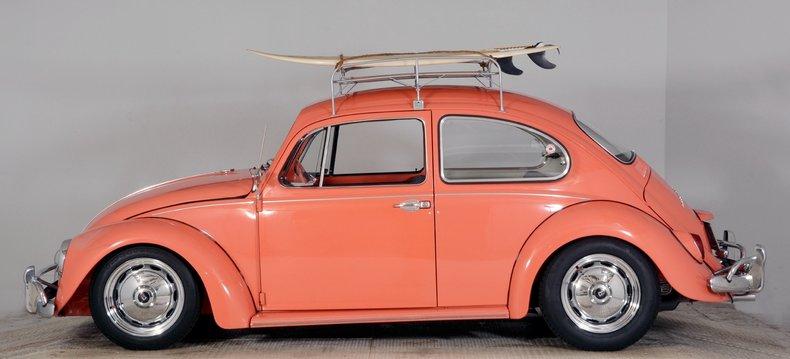 1967 Volkswagen Beetle Image 50