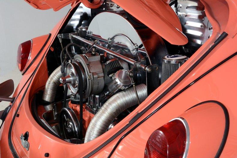 1967 Volkswagen Beetle Image 51