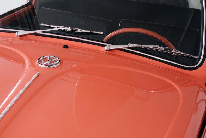 1967 Volkswagen Beetle Image 54