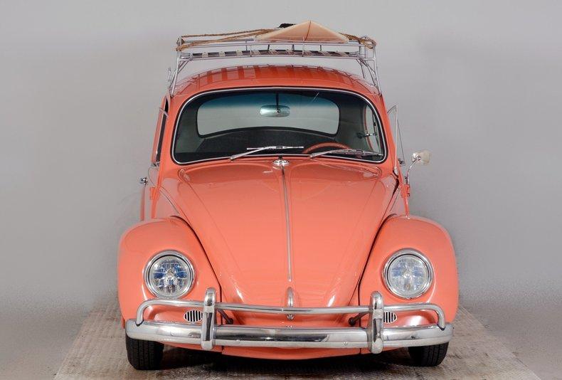 1967 Volkswagen Beetle Image 56