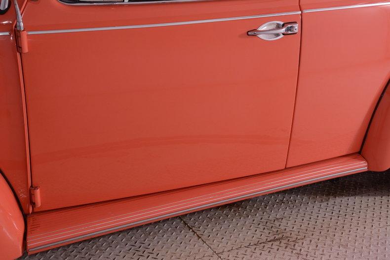 1967 Volkswagen Beetle Image 57