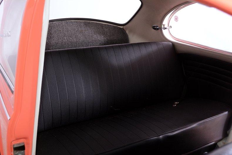 1967 Volkswagen Beetle Image 60