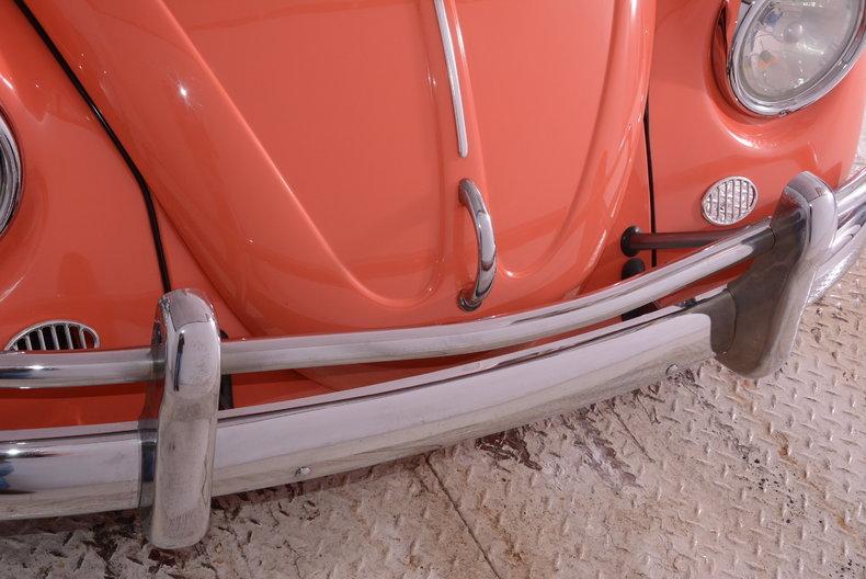 1967 Volkswagen Beetle Image 61