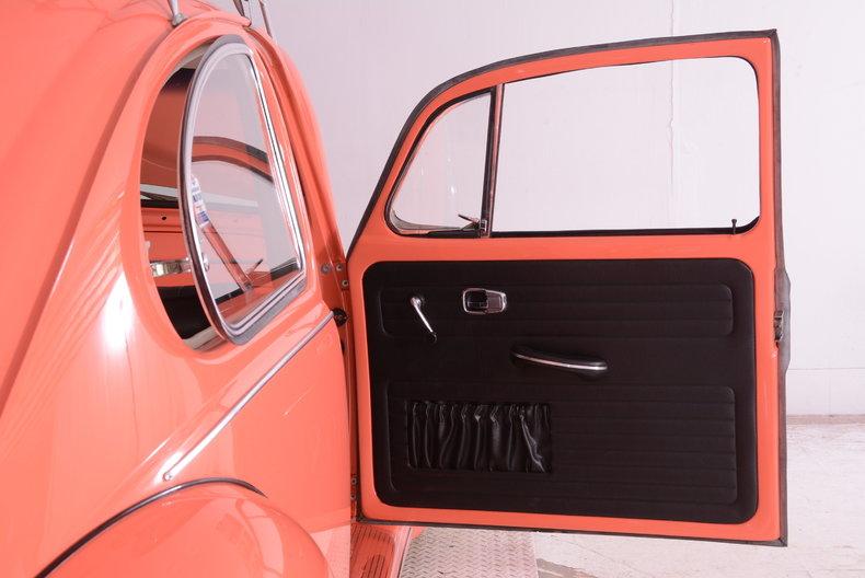 1967 Volkswagen Beetle Image 62