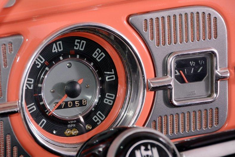 1967 Volkswagen Beetle Image 64