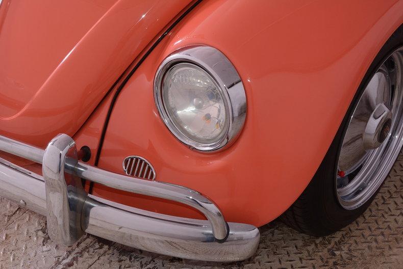 1967 Volkswagen Beetle Image 67