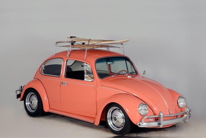1967 Volkswagen Beetle Image 68