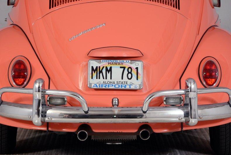 1967 Volkswagen Beetle Image 69