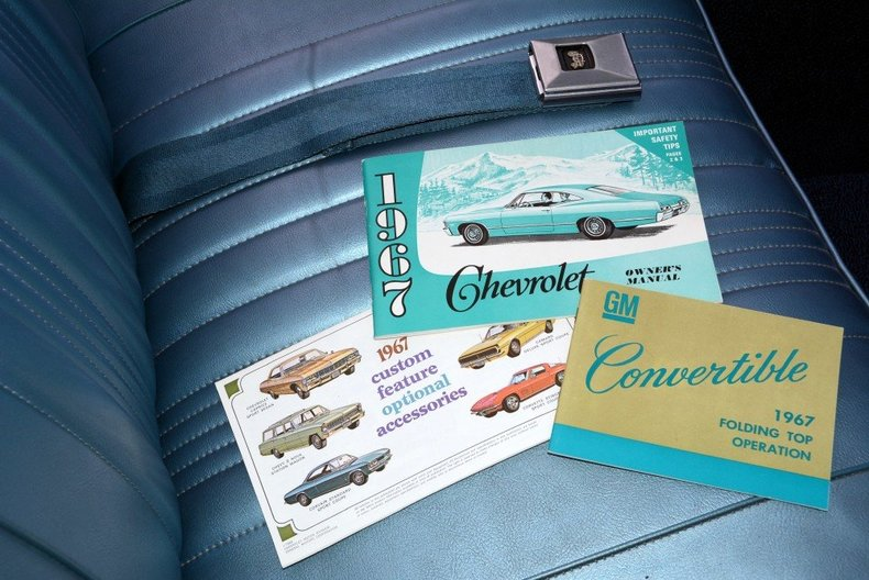 1967 Chevrolet Impala Image 64