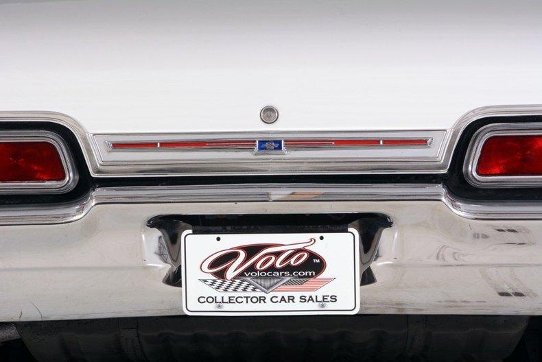1967 Chevrolet Impala Image 75