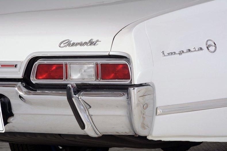 1967 Chevrolet Impala Image 42