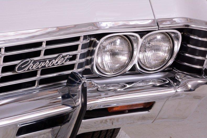 1967 Chevrolet Impala Image 93