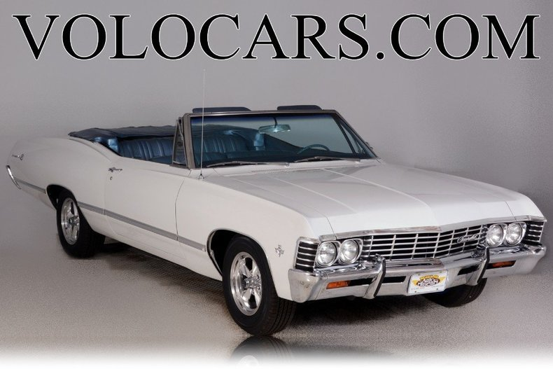 1967 Chevrolet Impala Image 101