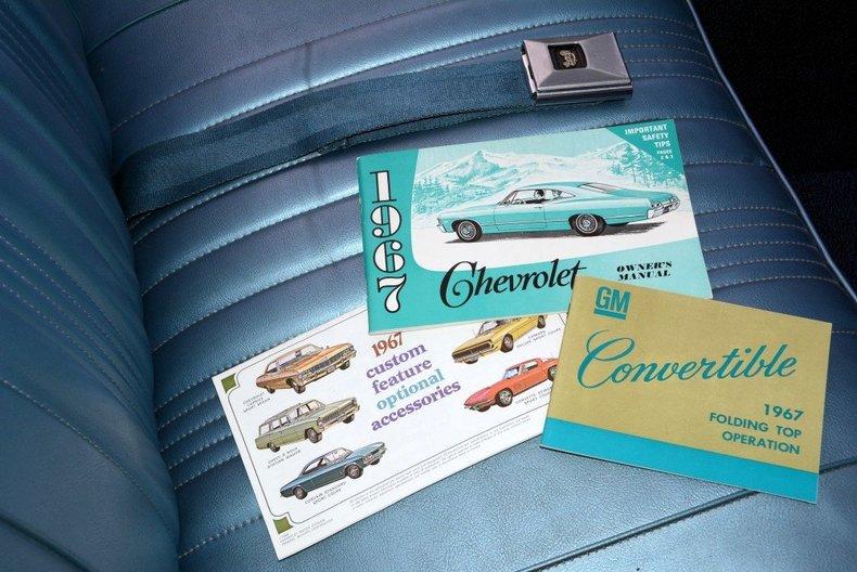 1967 Chevrolet Impala Image 105