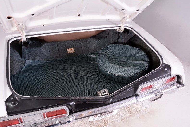 1967 Chevrolet Impala Image 97