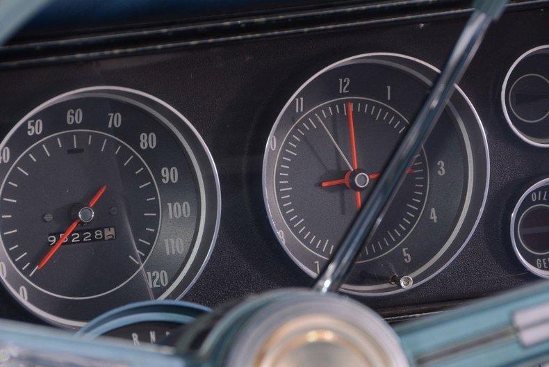 1967 Chevrolet Impala Image 62