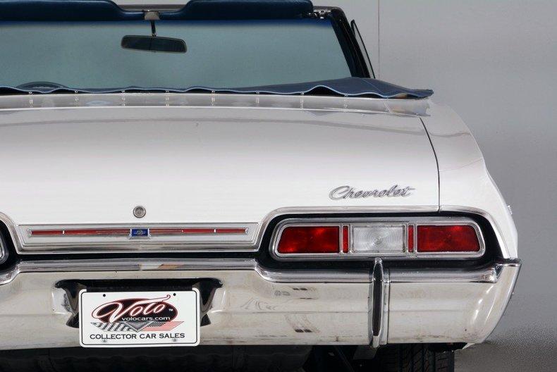 1967 Chevrolet Impala Image 72