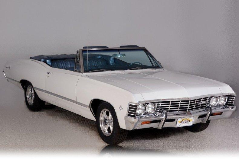 1967 Chevrolet Impala Image 110