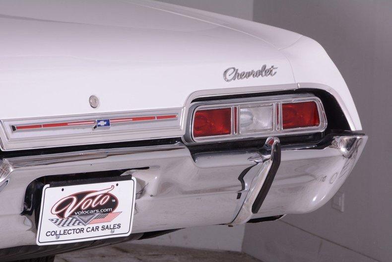 1967 Chevrolet Impala Image 111