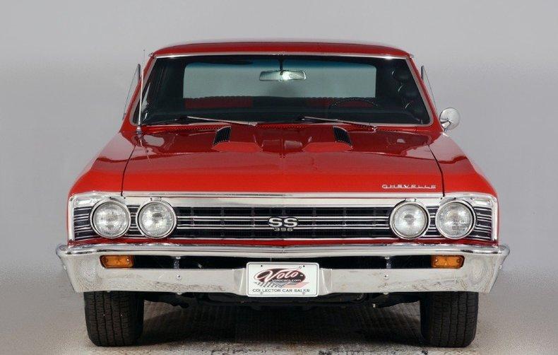 1967 Chevrolet Chevelle Image 12
