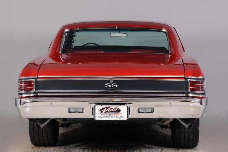 1967 Chevrolet Chevelle Image 39
