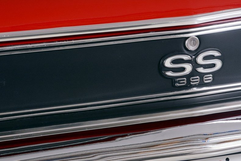 1967 Chevrolet Chevelle Image 50