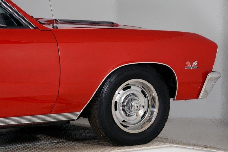 1967 Chevrolet Chevelle Image 56