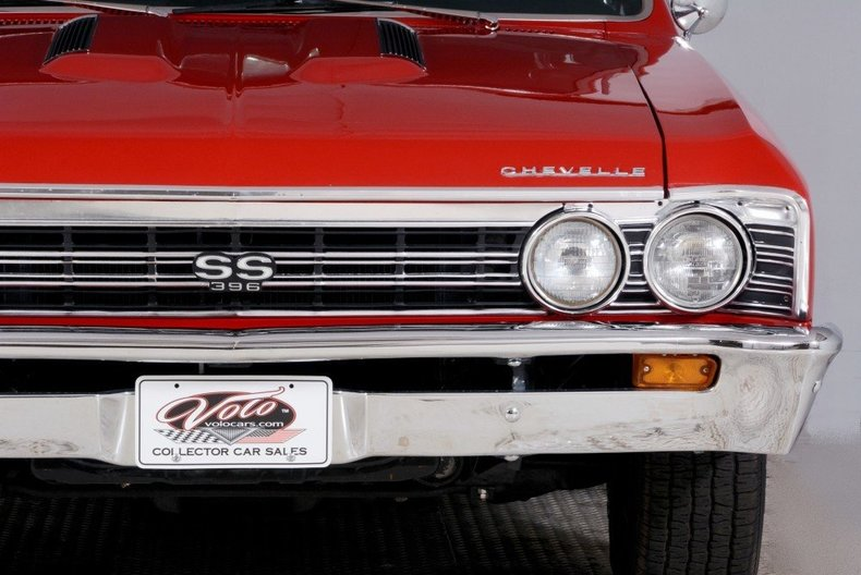 1967 Chevrolet Chevelle Image 57