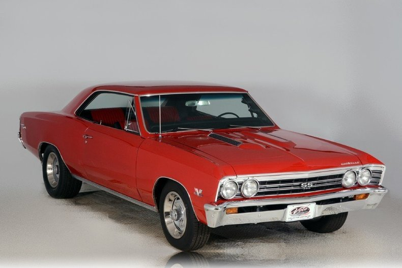 1967 Chevrolet Chevelle Image 69