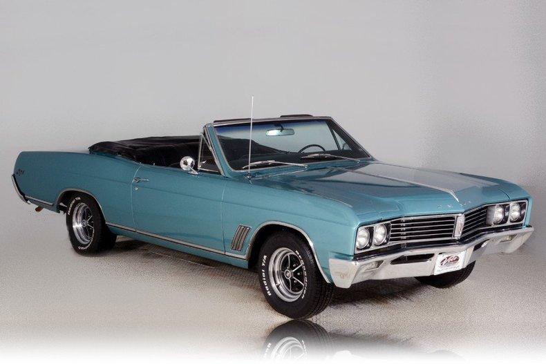 1967 Buick Skylark Image 14
