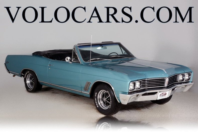 1967 Buick Skylark Image 31