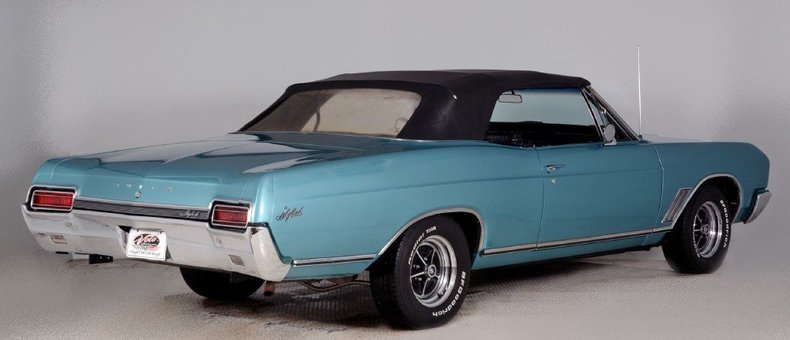 1967 Buick Skylark Image 23